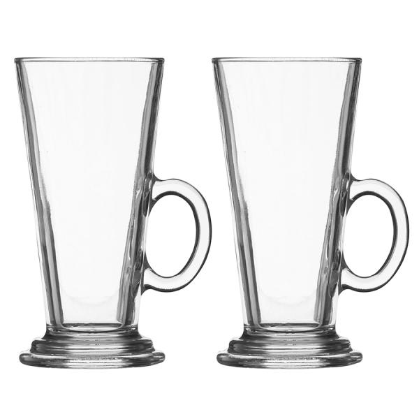 Набор из 2 бокалов для латте entertain 260 мл