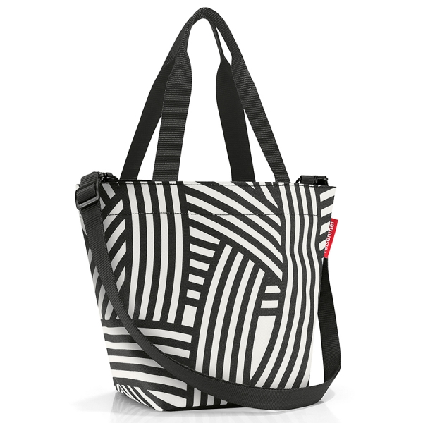 Сумка shopper xs zebra