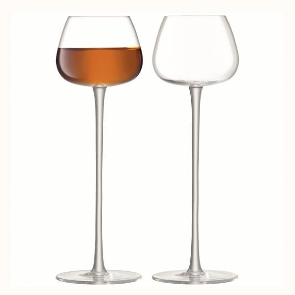 Набор из 2 бокалов для ликёра bar culture 120 мл прозрачный