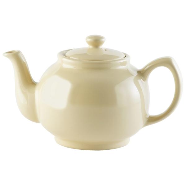 Чайник заварочный classic tones 1,1 л кремовый