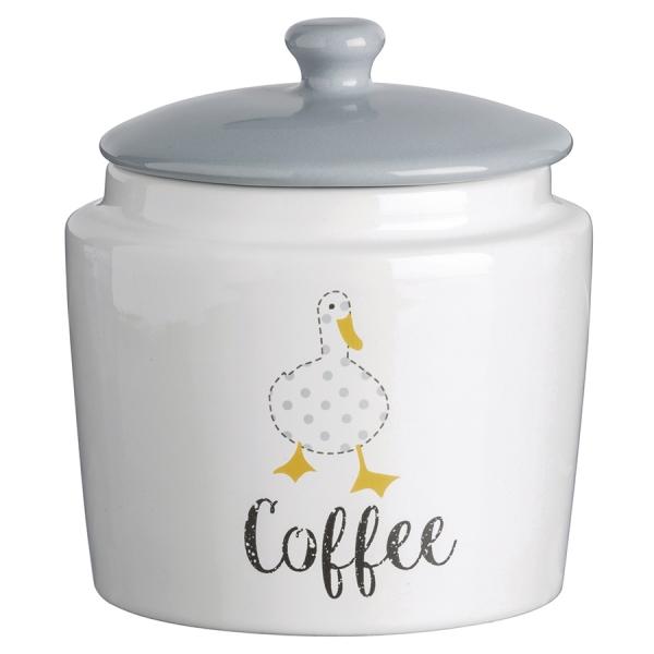 Емкость для хранения кофе madison 13х12 см