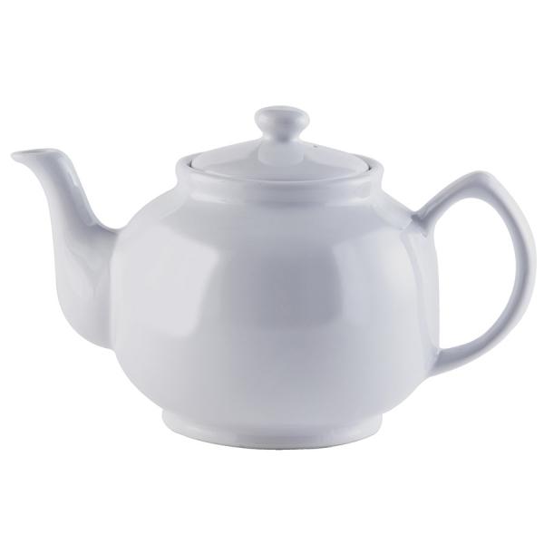 Чайник заварочный classic tones 1,5 л белый