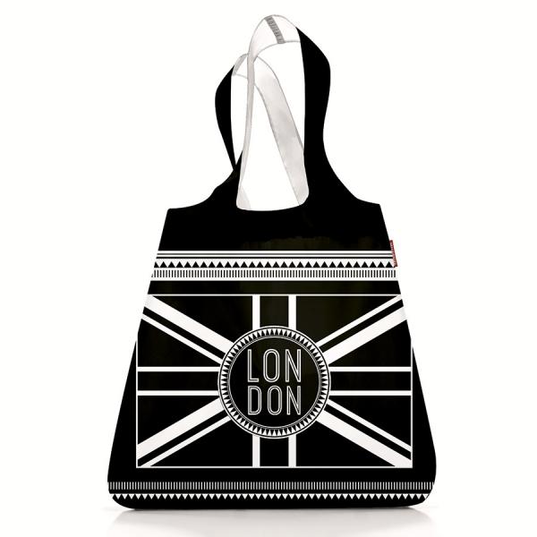 Сумка складная mini maxi shopper london