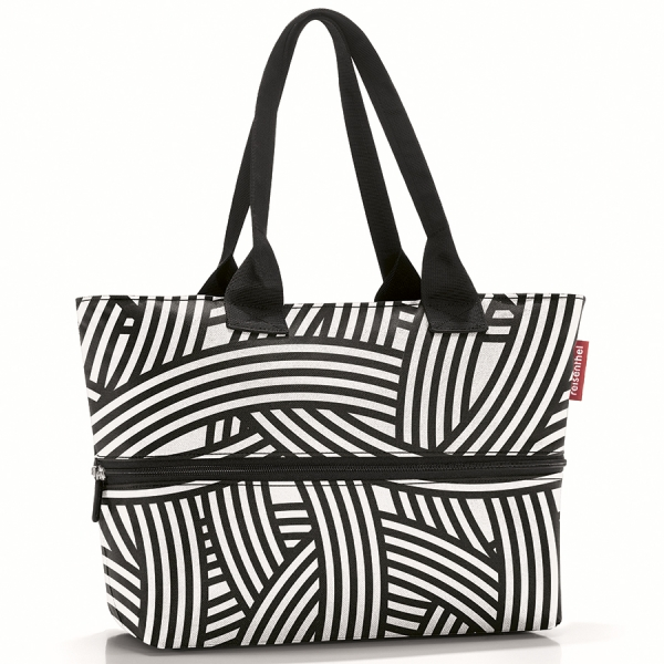Сумка shopper e1 zebra