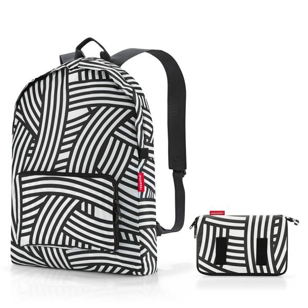 Рюкзак складной mini maxi zebra