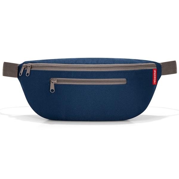 Сумка поясная beltbag m dark blue