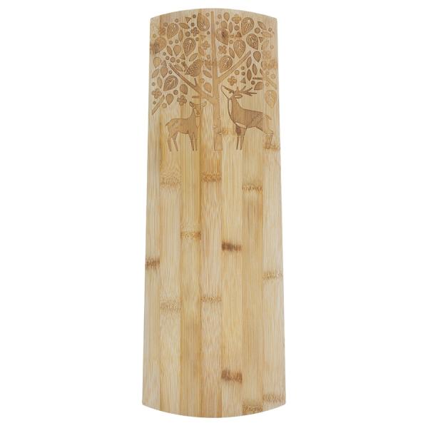 Доска сервировочная in the forest бамбук, 45х16 см