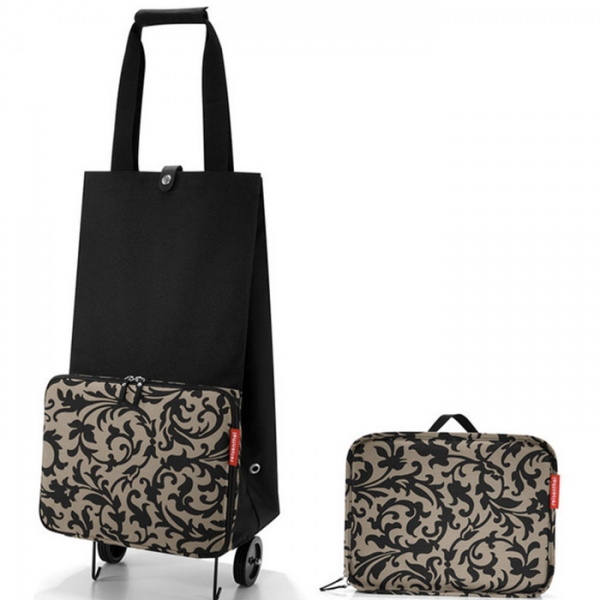 Сумка на колесиках Foldabletrolley baroque taupe Reisenthel
