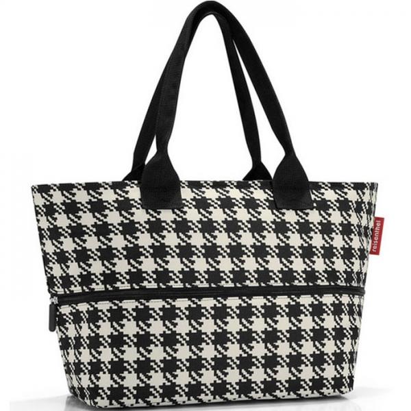 Сумка Shopper E1 fifties black