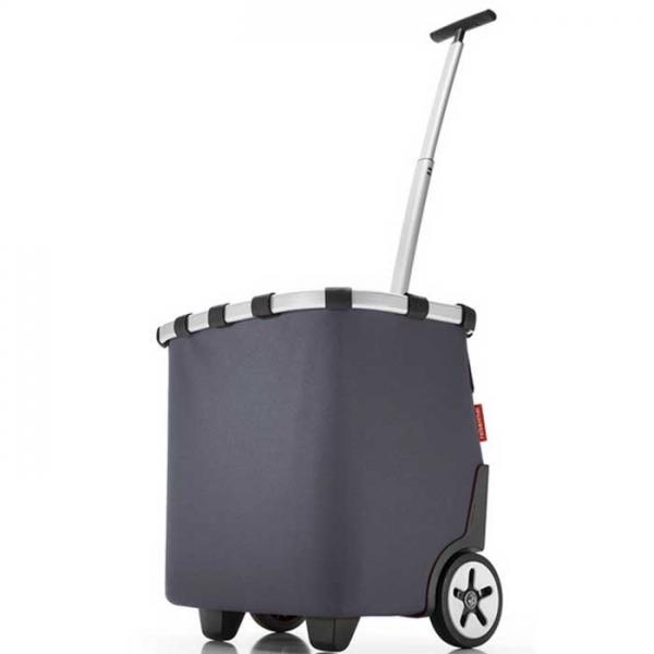 Сумка-тележка Carrycruiser graphite Reisenthel