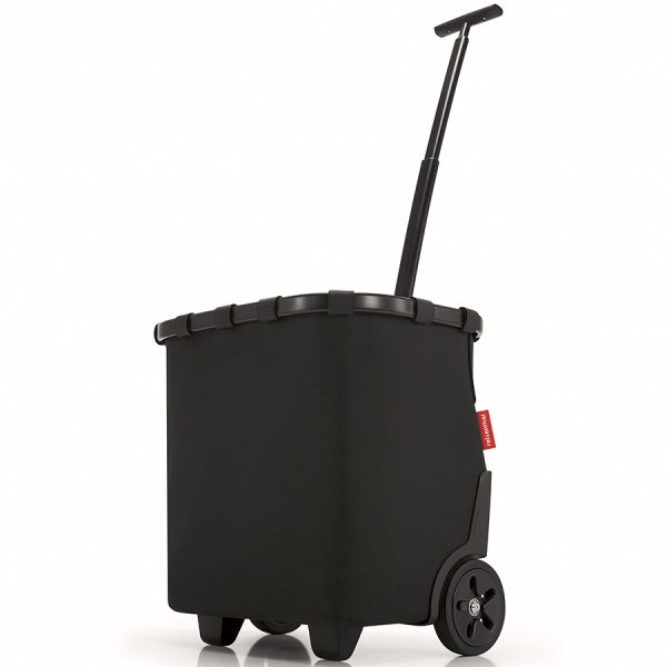 Сумка-тележка carrycruiser black/black
