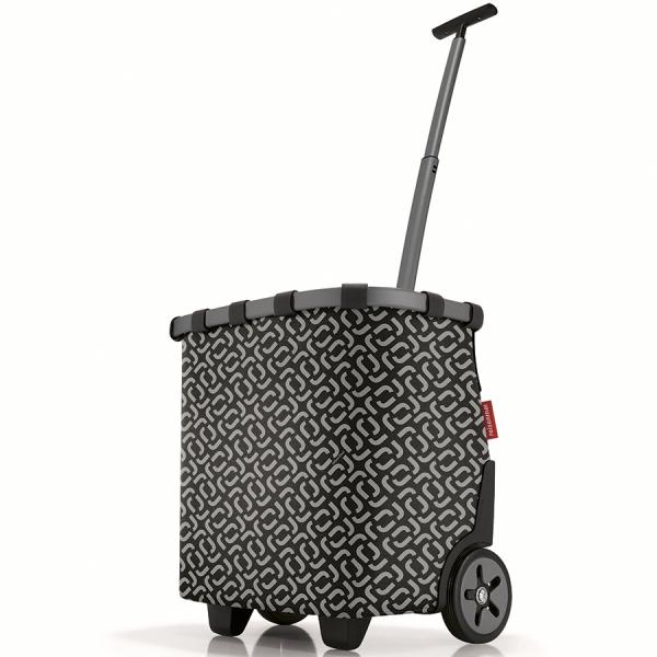 Сумка-тележка carrycruiser signature black