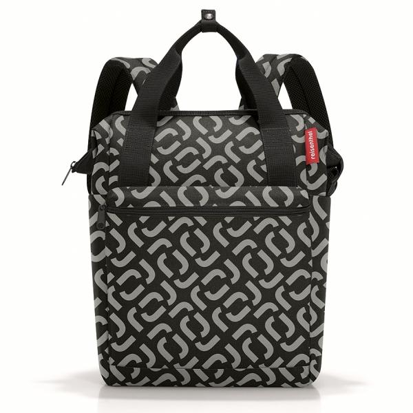 Рюкзак allrounder r signature black