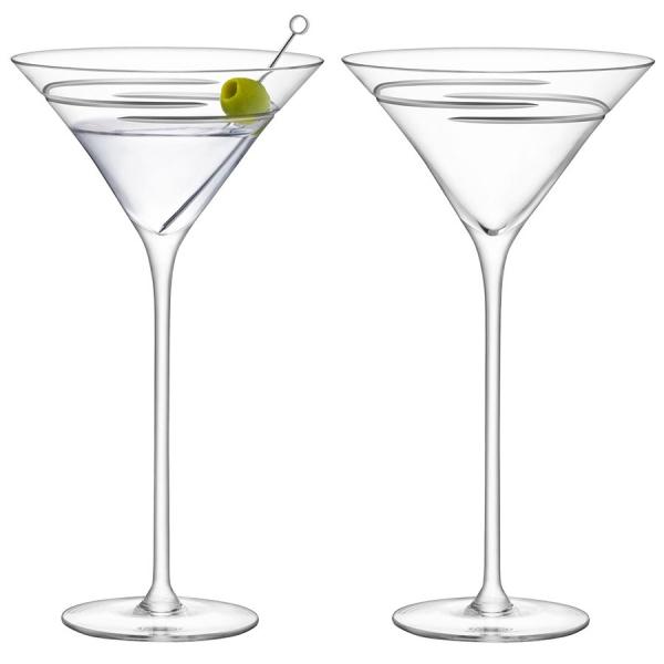 Набор из 2 бокалов для коктейлей signature verso 275 мл