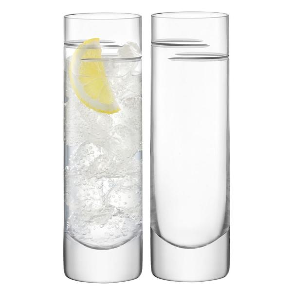 Набор из 2 высоких стаканов signature verso 250 мл