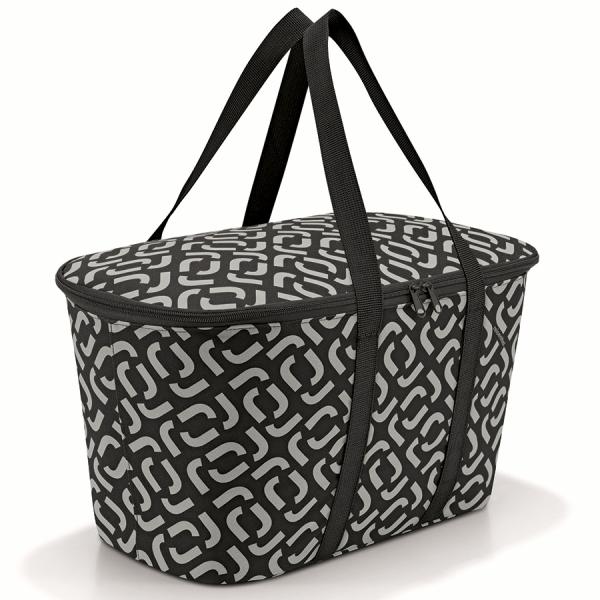 Термосумка coolerbag signature black