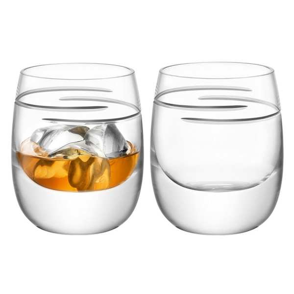 Набор из 2 бокалов для виски signature verso 275 мл