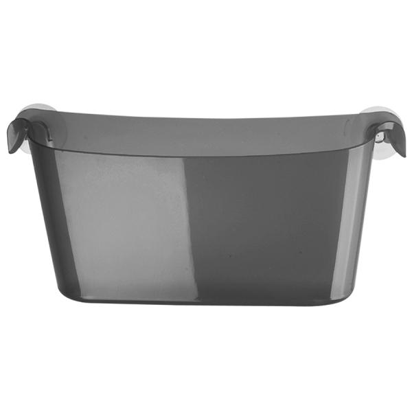 Органайзер настенный boks transparent grey