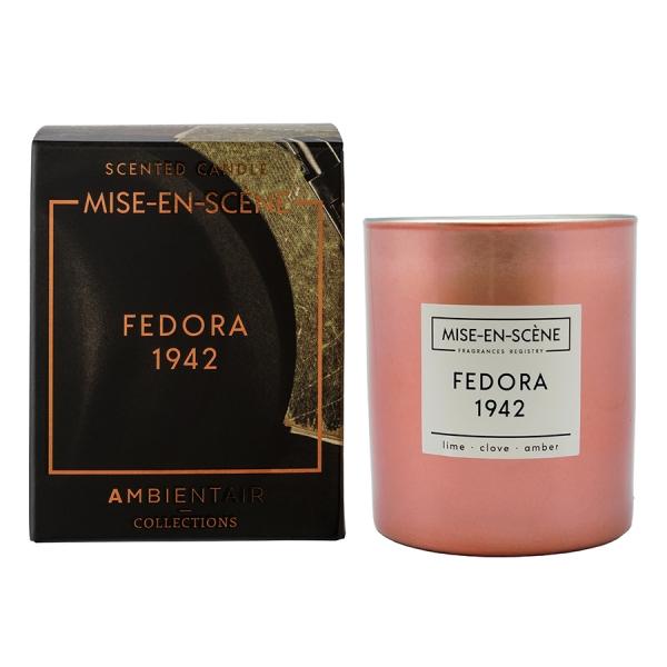 Свеча ароматическая mise en scene fedora 1942 50 ч (новая)
