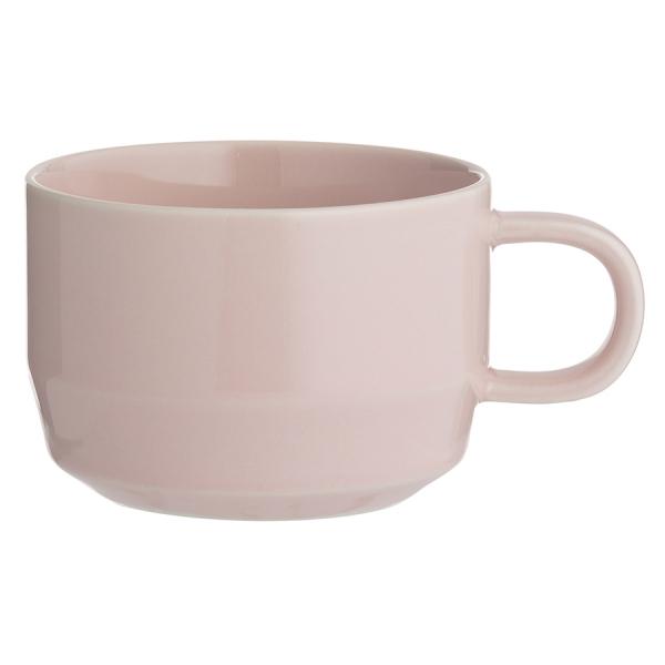 Чашка cafe concept 300 мл розовая