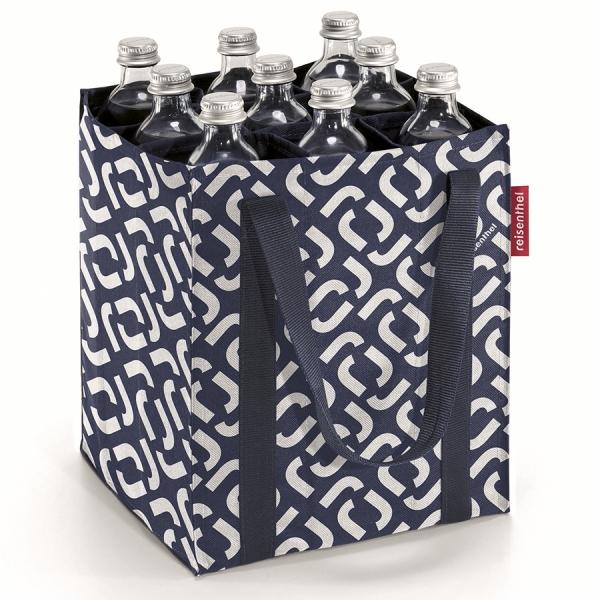 Сумка-органайзер для бутылок bottlebag signature navy