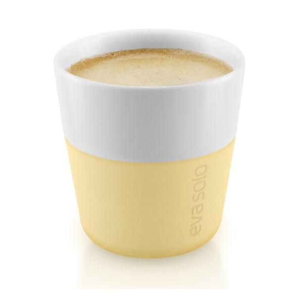 Чашки для эспрессо 2 шт 80 мл lemon
