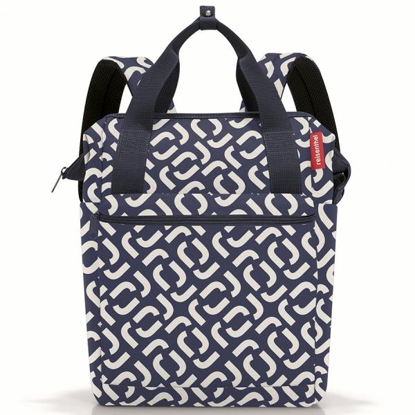 Рюкзак allrounder r signature navy