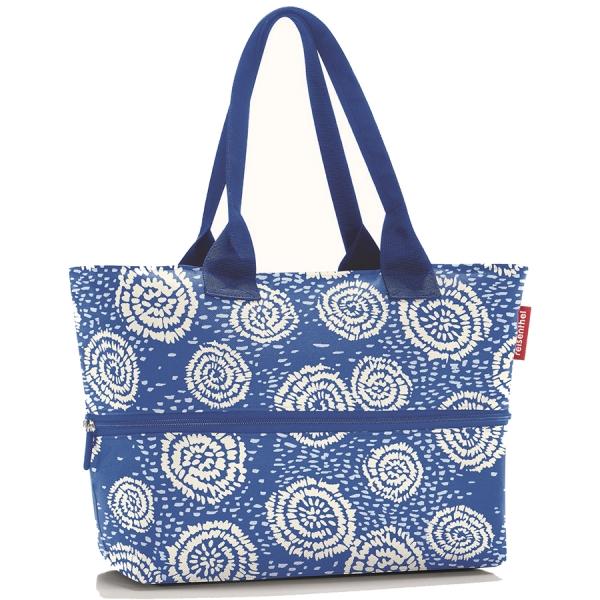 Сумка shopper e1 batik strong blue