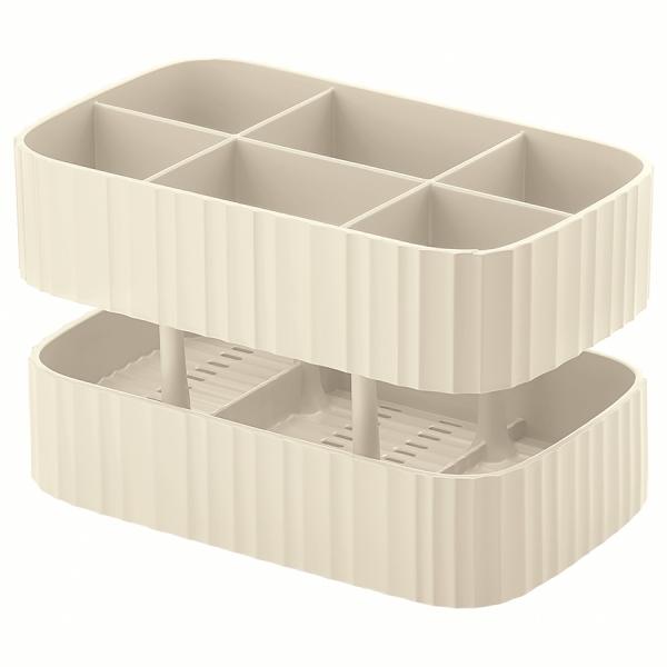Сушилка для столовых приборов drain&safe белая