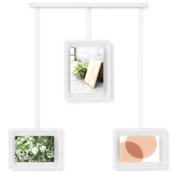 Панно для фотографий exhibit с 3 рамками