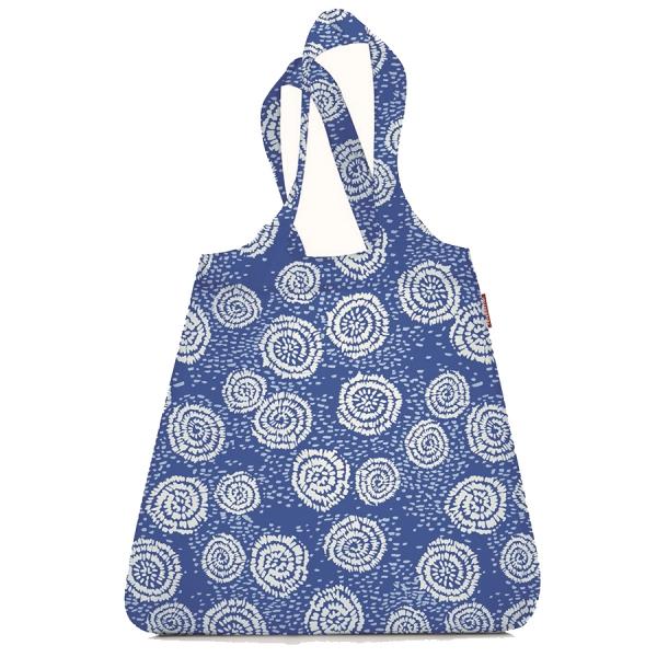 Сумка складная mini maxi shopper batik strong blue