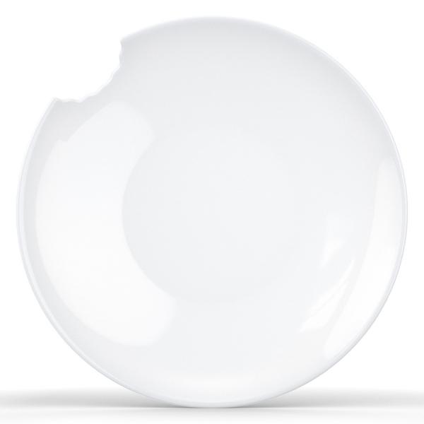 Набор из 2 глубоких тарелок tassen with bite 24 см