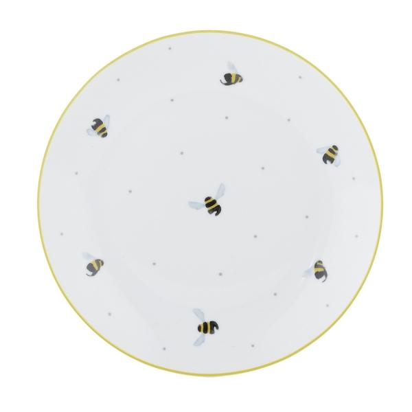 Тарелка sweet bee 20,5 см