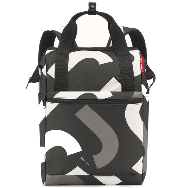 Рюкзак allrounder r large signature bold grey
