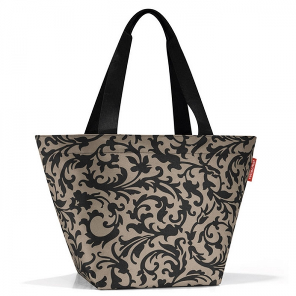 Сумка Shopper M baroque taupe Reisenthel