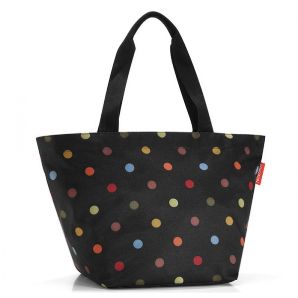 Сумка Shopper M dots Reisenthel