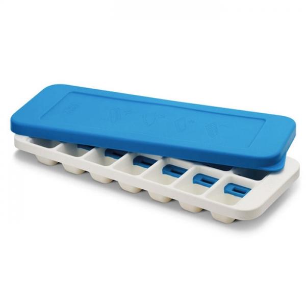 Форма для льда QuickSnap Plus голубая/белая Joseph Joseph