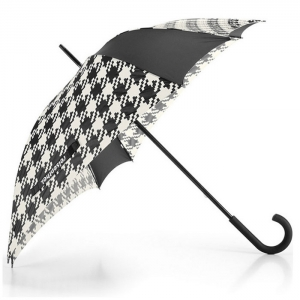 Зонт трость Umbrella fifties black Reisenthel