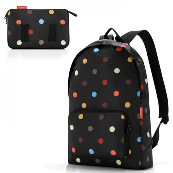 Рюкзак складной Mini maxi dots Reisenthel