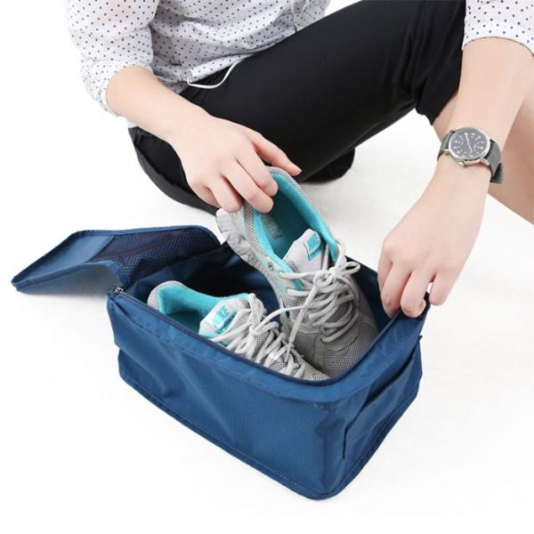 Малый чехол для обуви SHOES POUCH VER.3 синий