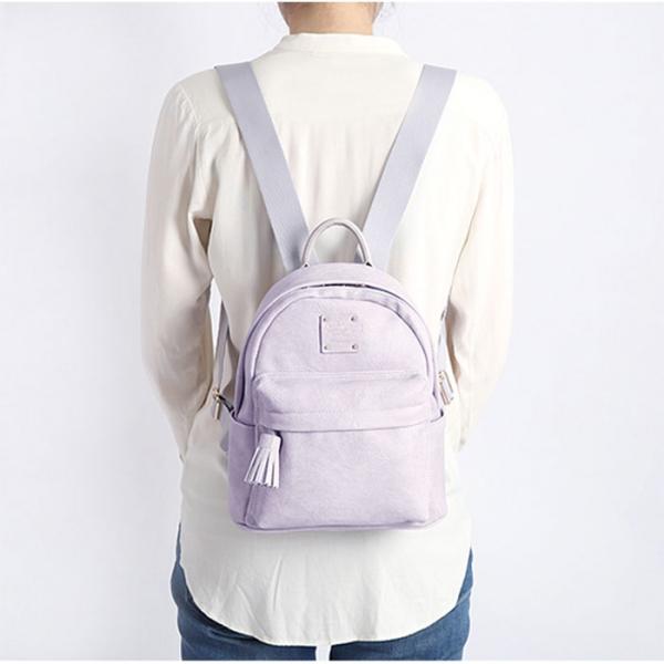 Женский рюкзак NUEVO CUTE OFFICE BACKPACK малый фиолетовый