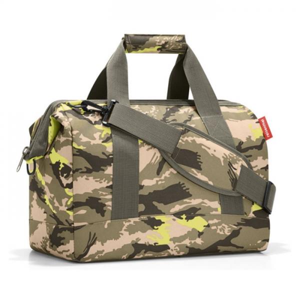 Сумка Allrounder M camouflage Reisenthel