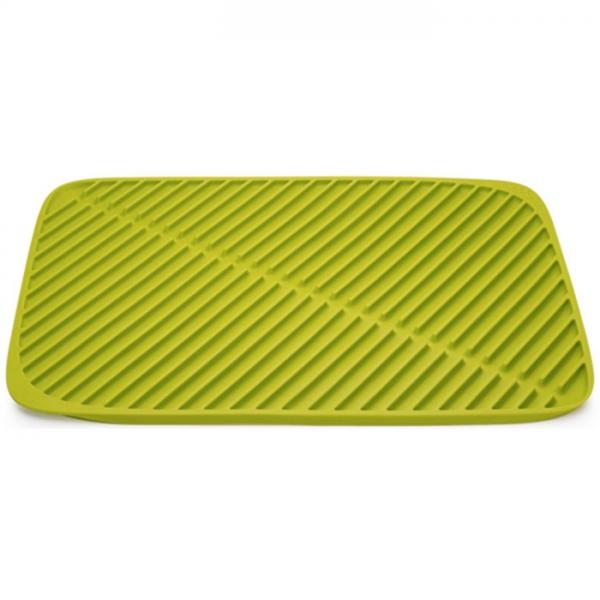 Коврик для сушки посуды Flume™ большой зеленый Joseph Joseph