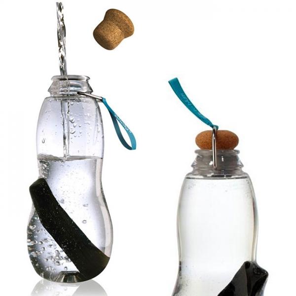 Эко-бутылка Eau good с фильтром голубая Black+Blum