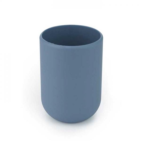 Стакан для ванной Touch дымчато-синий Umbra