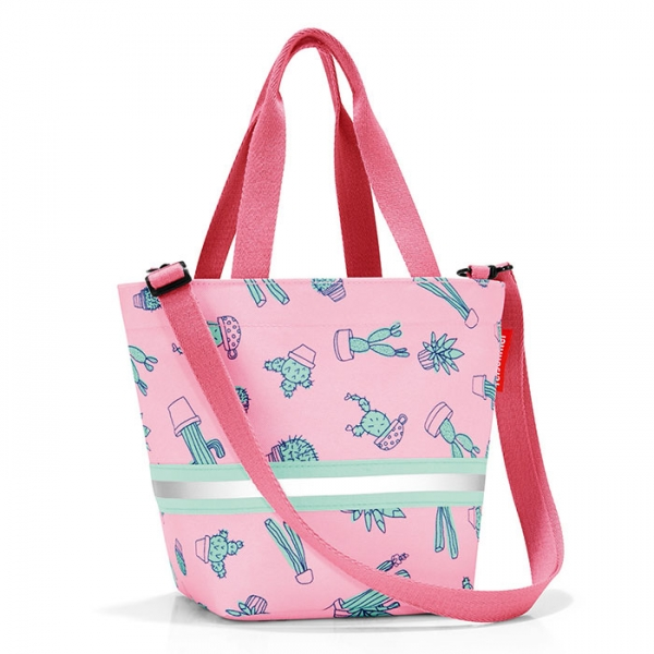 Сумка детская Shopper XS cactus pink Reisenthel