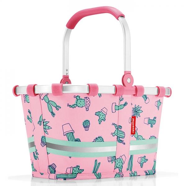 Корзина детская Carrybag XS cactus pink Reisenthel