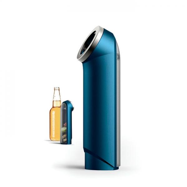 Открывалка для пивных бутылок BarWise с контейнером для крышек Joseph Joseph
