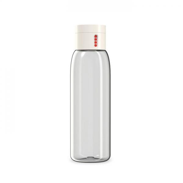 Бутылка для воды Dot 600 мл белая Joseph Joseph