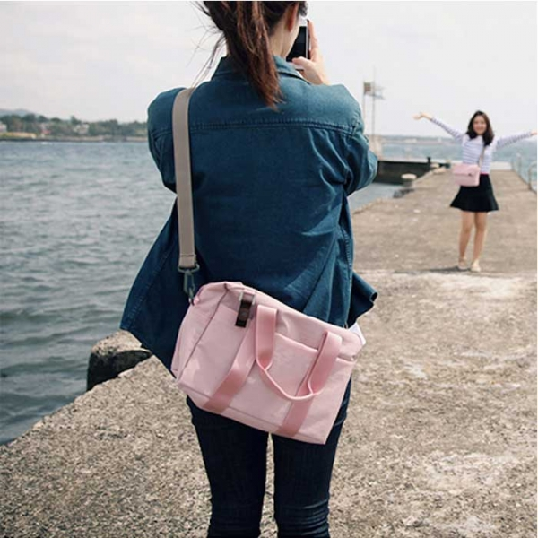 Сумка для путешествий life bag for today v2 розовая